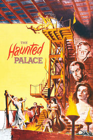 The Haunted Palace - movie with Debra Paget.