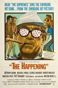 The Happening - movie with Anthony Quinn.