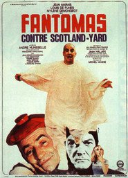 Fantomas contre Scotland Yard - movie with Louis de Funes.