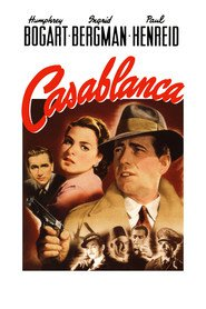 Casablanca - movie with Paul Henreid.
