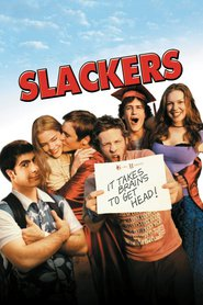 Slackers - movie with Jim Rash.