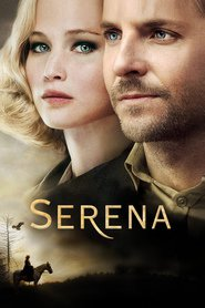Serena - movie with Bradley Cooper.