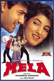 Mela - movie with Johnny Lever.