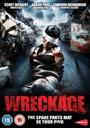 Wreckage - movie with Aaron Paul.