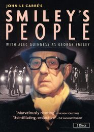 Smiley's People - movie with Vladek Sheybal.