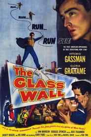 Film The Glass Wall.