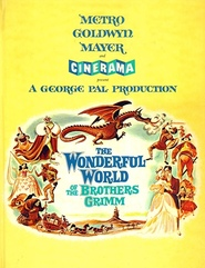 The Wonderful World of the Brothers Grimm is the best movie in Oskar Homolka filmography.