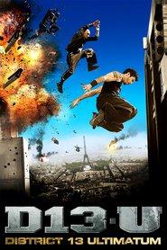 Film Banlieue 13 Ultimatum.