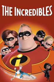 The Incredibles - movie with Samuel L. Jackson.