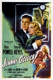 Johnny O'Clock is the best movie in Nina Foch filmography.