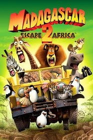 Madagascar: Escape 2 Africa is the best movie in Andy Richter filmography.