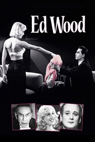 Ed Wood - movie with Vincent D'Onofrio.