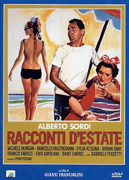 Racconti d'estate - movie with Marcello Mastroianni.