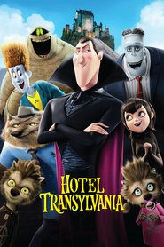 Animation movie Hotel Transylvania.