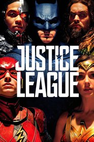 Justice League - movie with Henry Cavill.