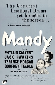 Mandy - movie with Jack Hawkins.