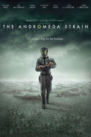 The Andromeda Strain - movie with Rick Schroder.