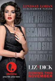Liz & Dick - movie with Lindsay Lohan.