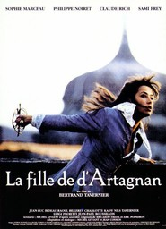 La fille de d'Artagnan - movie with Sophie Marceau.