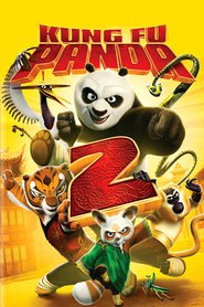 Kung Fu Panda 2 - movie with Angelina Jolie.