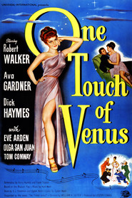One Touch of Venus is the best movie in Tom Conway filmography.
