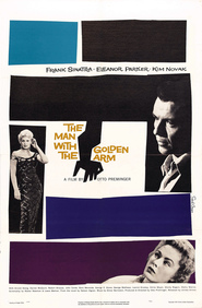 The Man with the Golden Arm is the best movie in George E. Stone filmography.