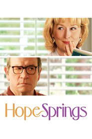 Hope Springs - movie with Steve Carell.