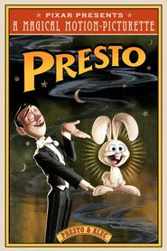 Presto is the best movie in Doug Sweetland filmography.