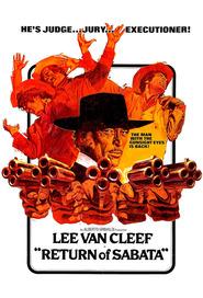 E tornato Sabata... hai chiuso un'altra volta is the best movie in Lee Van Cleef filmography.
