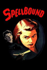 Spellbound - movie with Ingrid Bergman.