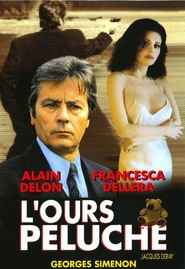 L'ours en peluche - movie with Alain Delon.