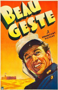 Beau Geste - movie with Ray Milland.