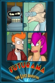 Futurama: The Lost Adventure is the best movie in David Herman filmography.