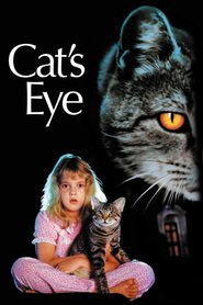 Cat's Eye - movie with Drew Barrymore.