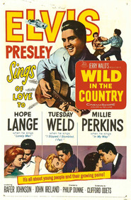 Wild in the Country is the best movie in Elvis Presley filmography.