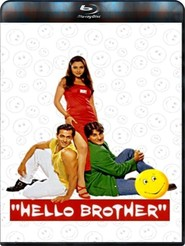 Hello Brother - movie with Rani Mukherjee.
