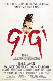 Gigi - movie with Eva Gabor.