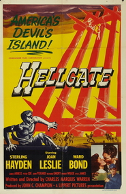 Hellgate is the best movie in James Arness filmography.