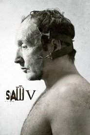 Saw V - movie with Meagan Good.