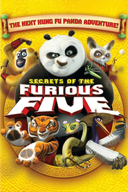 Kung Fu Panda: Secrets of the Furious Five - movie with Jack Black.