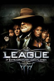 The League of Extraordinary Gentlemen - movie with Shane West.