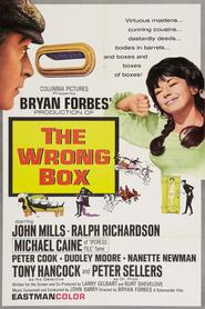 The Wrong Box - movie with Michael Caine.