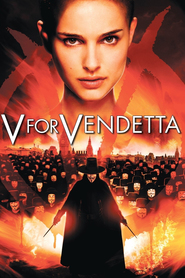 V for Vendetta - movie with Stephen Fry.