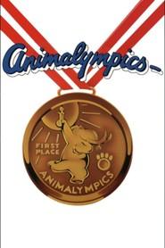 Animation movie Animalympics.