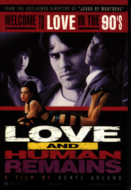 Love & Human Remains - movie with Matthew Ferguson.