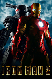 Iron Man 2 - movie with Mickey Rourke.