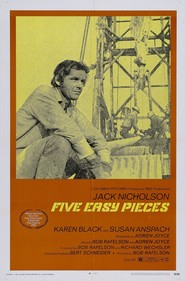 Five Easy Pieces is the best movie in Fannie Flagg filmography.