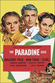 The Paradine Case - movie with Leo G. Carroll.