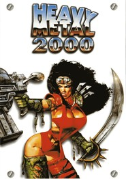Heavy Metal 2000 - movie with Michael Ironside.