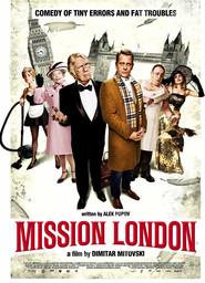 Mission London is the best movie in Velizar Binev filmography.